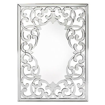 Chloe Mirror Silver Color Guide Trends Z Gallerie