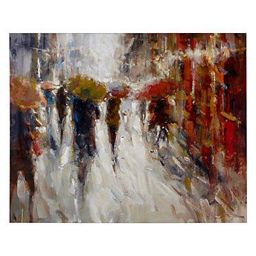City Walk Figurative Amp Nudes Art Themes Art Z Gallerie
