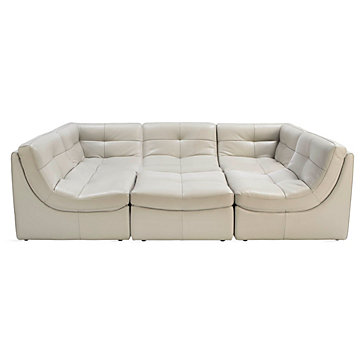 Convo Sectional - Taupe