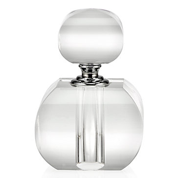 Cushion Top Perfume Bottle