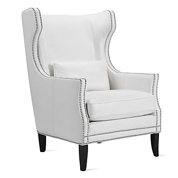 Unique White Accent Chair Concept