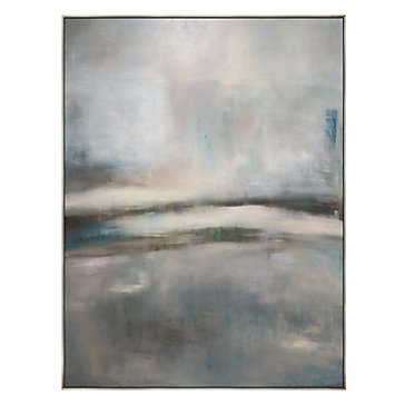 Deep Shoreline - Original Art