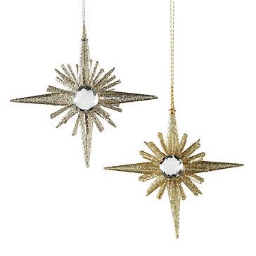 Diamond Eye Ornament