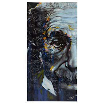 Einstein It S All Relative Canvas Art By Type Art