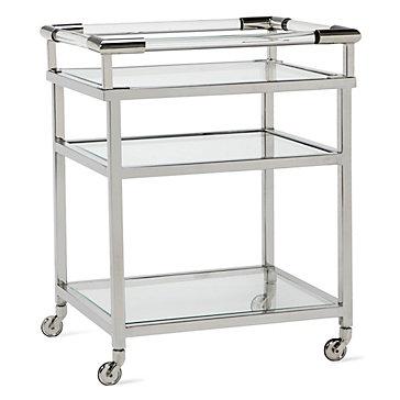 Emporio Bar Cart