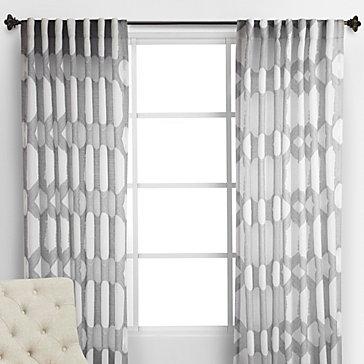 Enzo Panels - Silver/White
