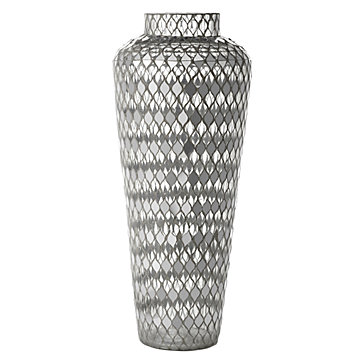 Fez Mirrored Vase Modern Decor Z Gallerie