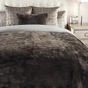 Geneva Blanket Collection - Slate