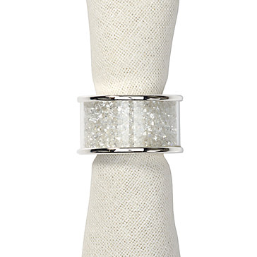 Gisele Napkin Ring - Set of 4
