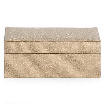 Glimmer Jewelry Box