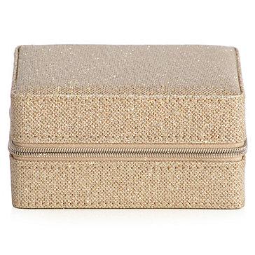 Glimmer Travel Jewelry Box