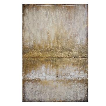 Golden Gaze - Glass Coat