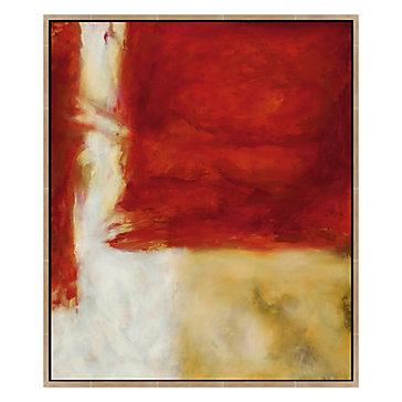 Golden Scarlet - Original Art