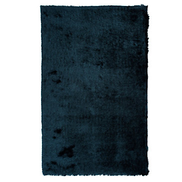 indochine rug - cerulean | celebrate in style dining3 | dining