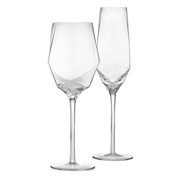 Isabella Stemware   Sets Of 4 by Z Gallerie