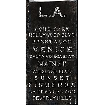 L.A. - Glass Coat