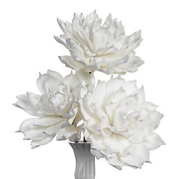 Large Mum - Set of 3 - White