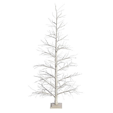 Led Glitter Tree 7 Gifts For Her Gifts Z Gallerie