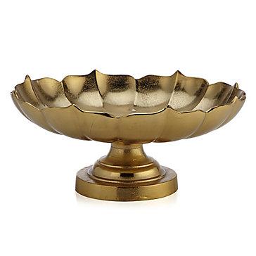 Lotus Footed Bowl