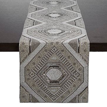 Luxor Beaded Runner