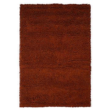 Macey Rug - Rust