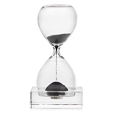 Magnetic Hourglass by Z Gallerie
