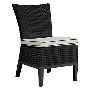 Malibu Outdoor Side Chair Set Of 2