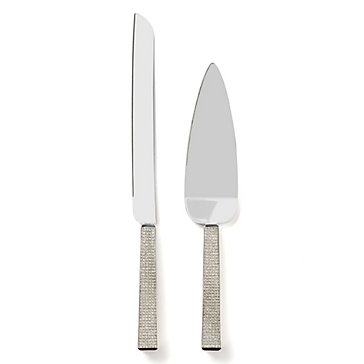 Marquis Cake Knife & Server