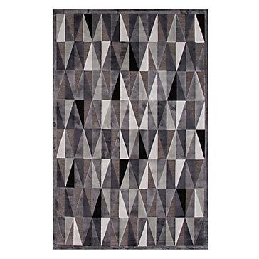 Masonic Rug - Charcoal