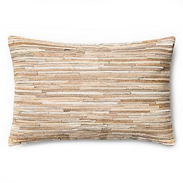 Mattia Hair On Hide Pillow