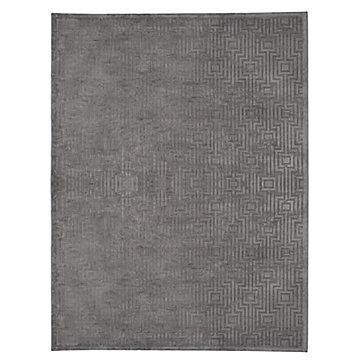 Maze Rug - Charcoal