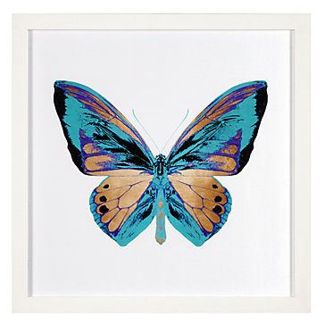 Metallic Butterfly | Gifts for Animal Lovers | Collections | Z Gallerie