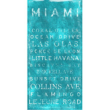 Miami - Glass Coat