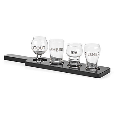 Mini Beer Flight Set