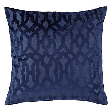 Monaco Pillow 24 Quot Convo Bleu Living Room Inspiration