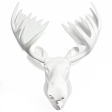 "Moose Head - 31""H"