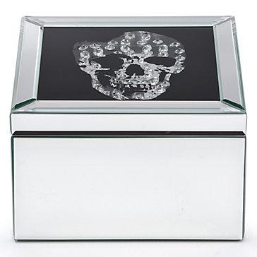 Morton Mirrored Jewelry Box