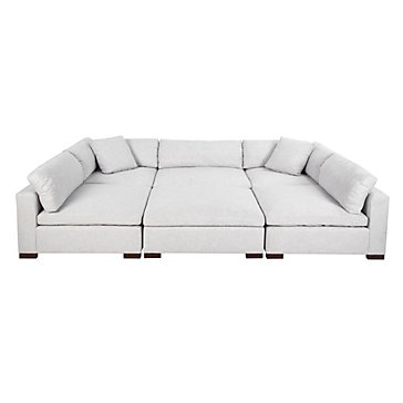 Naples Sectional 6 Pc Modular Collection Furniture Collections Z Gallerie