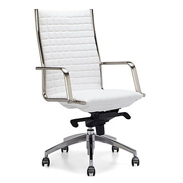 Network Desk Chair Modern With High Back Z Gallerie