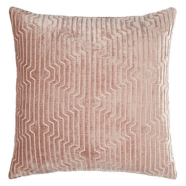 Nivala Pillow 24 Quot Blush Jameson Bedroom Inspiration