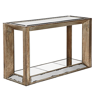 Pascual Console Table Media Collections Z Gallerie - Pascual coffee table