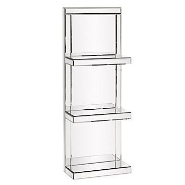 Paulet Mirrored Shelf Z Gallerie