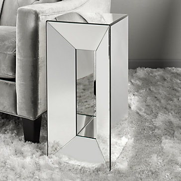 Perspective Pedestal Table by Z Gallerie
