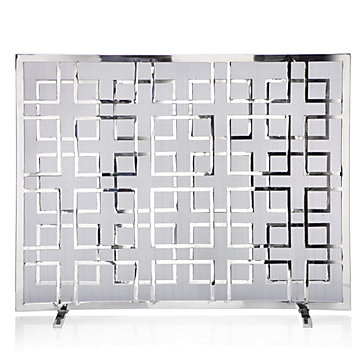 Piazza Fire Screen