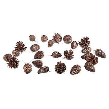 Pinecone Garland by Z Gallerie