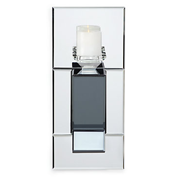 Prism Wall Sconce  sc 1 st  Z Gallerie & Prism Wall Sconce | Silver | Color Guide | Trends | Z Gallerie