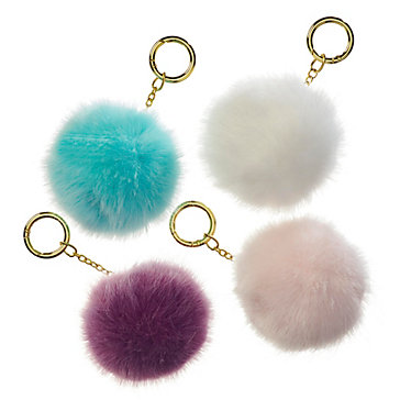 Puff Keychain 30 Amp Under Gifts Collections Z Gallerie