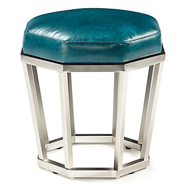 Pyre Hexagon Stool - Mountain Spring