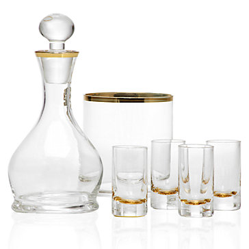 Nice Salud Gift Set   Gold