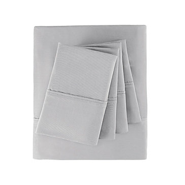Saratoga Sheet Set - Grey